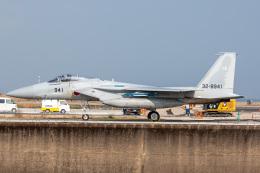 SGさんが、築城基地で撮影した航空自衛隊 F-15J Eagleの航空フォト(飛行機 写真・画像)