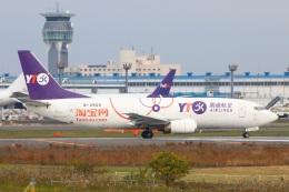 S.Hayashiさんが、成田国際空港で撮影したYTOカーゴ・エアラインズ 737-36Q(SF)の航空フォト(飛行機 写真・画像)