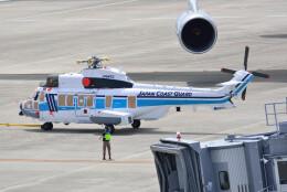 md11jbirdさんが、神戸空港で撮影した海上保安庁 EC225LP Super Puma Mk2+の航空フォト(飛行機 写真・画像)