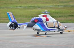 md11jbirdさんが、神戸空港で撮影したオールニッポンヘリコプター H160の航空フォト(飛行機 写真・画像)