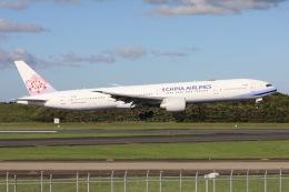 sky-spotterさんが、成田国際空港で撮影したチャイナエアライン 777-309/ERの航空フォト(飛行機 写真・画像)