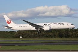 sky-spotterさんが、成田国際空港で撮影した日本航空 787-9の航空フォト(飛行機 写真・画像)