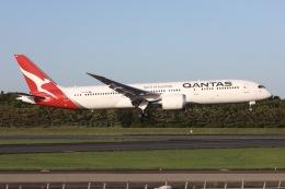 sky-spotterさんが、成田国際空港で撮影したカンタス航空 787-9の航空フォト(飛行機 写真・画像)