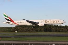 sky-spotterさんが、成田国際空港で撮影したエミレーツ航空 777-31H/ERの航空フォト(飛行機 写真・画像)