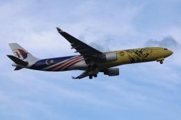 sky-spotterさんが、成田国際空港で撮影したマレーシア航空 A330-323Xの航空フォト(飛行機 写真・画像)