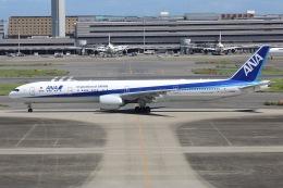 sky-spotterさんが、羽田空港で撮影した全日空 777-381/ERの航空フォト(飛行機 写真・画像)