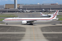 sky-spotterさんが、羽田空港で撮影したインドネシア政府 777-3U3/ERの航空フォト(飛行機 写真・画像)