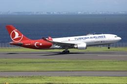 sky-spotterさんが、羽田空港で撮影したターキッシュ・エアラインズ A330-203の航空フォト(飛行機 写真・画像)
