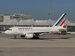 航空フォト:F-GUGI エールフランス航空 A318