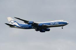rangeroverさんが、成田国際空港で撮影したエアブリッジ・カーゴ・エアラインズ 747-8Fの航空フォト(飛行機 写真・画像)