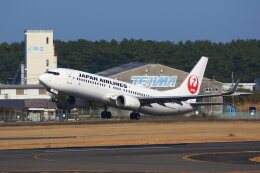 khideさんが、宮崎空港で撮影した日本航空 737-846の航空フォト(飛行機 写真・画像)