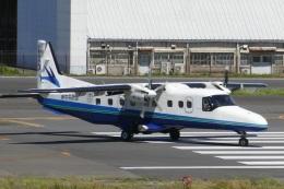 TUILANYAKSUさんが、調布飛行場で撮影した新中央航空 Do 228-212 NGの航空フォト(飛行機 写真・画像)