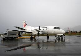 くーぺいさんが、徳之島空港で撮影した日本エアコミューター 340Bの航空フォト(飛行機 写真・画像)
