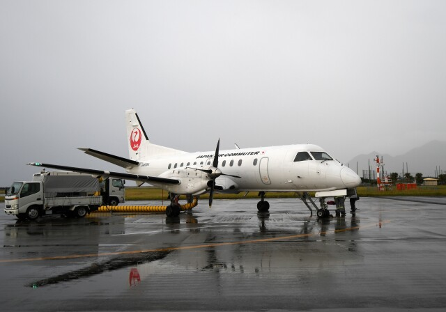 徳之島空港 - Tokunoshima Airport [TKN/RJKN]で撮影された徳之島空港 - Tokunoshima Airport [TKN/RJKN]の航空機写真(フォト・画像)