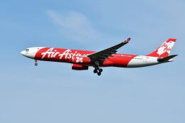 パール大山さんが、成田国際空港で撮影したタイ・エアアジア・エックス A330-343Xの航空フォト(飛行機 写真・画像)