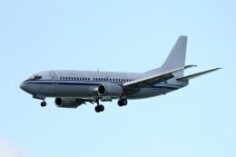 フッ軽の極美さんが、香港国際空港で撮影したオリエント・タイ航空 737-3Z0の航空フォト(飛行機 写真・画像)