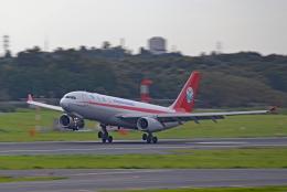 Souma2005さんが、成田国際空港で撮影した四川航空 A330-243Fの航空フォト(飛行機 写真・画像)