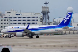 KAZKAZさんが、羽田空港で撮影した全日空 A320-214の航空フォト(飛行機 写真・画像)
