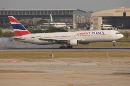 磐城さんが、ドンムアン空港で撮影したオリエント・タイ航空 767-346の航空フォト(飛行機 写真・画像)