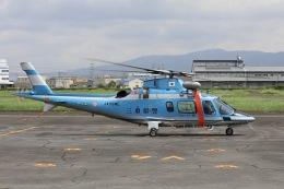 Hii82さんが、八尾空港で撮影した三重県警察 A109E Powerの航空フォト(飛行機 写真・画像)
