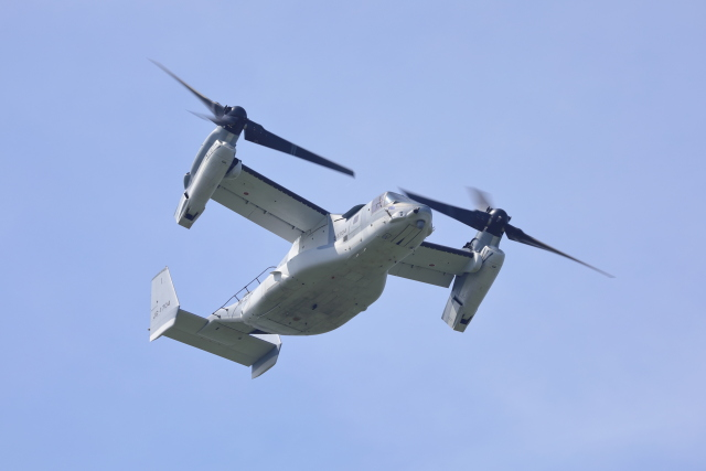 miy14056さんが、木更津飛行場で撮影した陸上自衛隊 MV-22Bの航空フォト(飛行機 写真・画像)