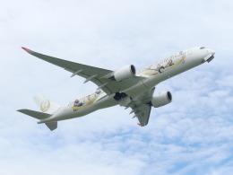 トタさんが、羽田空港で撮影した日本航空 A350-941の航空フォト(飛行機 写真・画像)