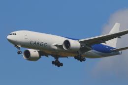 かみじょー。さんが、成田国際空港で撮影したサザン・エア 777-F16の航空フォト(飛行機 写真・画像)