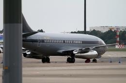 kingmengraiさんが、成田国際空港で撮影したスカイ・アヴィエーション 737-2W8/Advの航空フォト(飛行機 写真・画像)