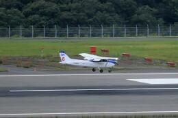 ヒロジーさんが、広島空港で撮影した本田航空 172S Skyhawk SPの航空フォト(飛行機 写真・画像)