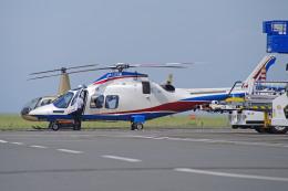apphgさんが、静岡空港で撮影した静岡エアコミュータ AW109SPの航空フォト(飛行機 写真・画像)
