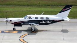航空フォト:JA01KH 日本法人所有 PA-46 Malibu
