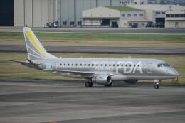ふうちゃんさんが、名古屋飛行場で撮影したフジドリームエアラインズ ERJ-170-200 (ERJ-175STD)の航空フォト(飛行機 写真・画像)