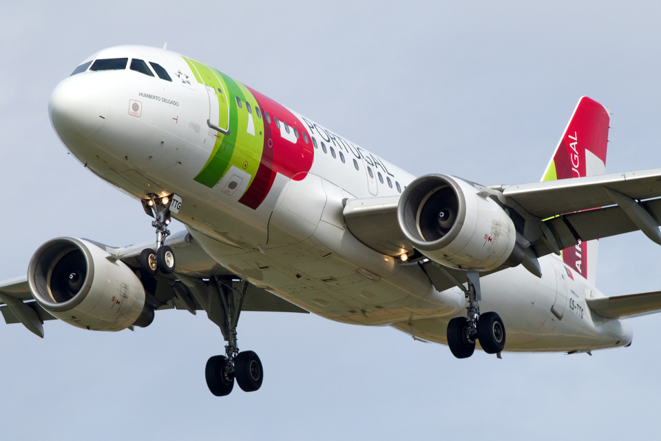chrisshoさんのTAPポルトガル航空 Airbus A319 (CS-TTG) 航空フォト