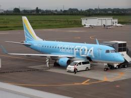 FT51ANさんが、札幌飛行場で撮影したフジドリームエアラインズ ERJ-170-100 (ERJ-170STD)の航空フォト(飛行機 写真・画像)