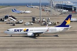 航空フォト:JA73AC スカイマーク 737-800