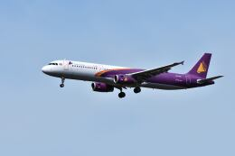 パール大山さんが、成田国際空港で撮影したカンボジア・アンコール航空 A321-231の航空フォト(飛行機 写真・画像)