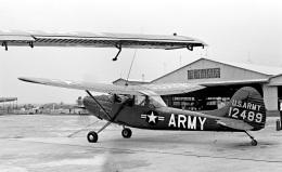 Y.Todaさんが、宇都宮飛行場で撮影したアメリカ陸軍 L-19A Bird Dog (305A)の航空フォト(飛行機 写真・画像)