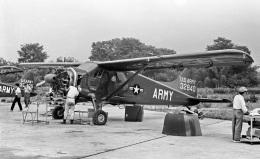 Y.Todaさんが、宇都宮飛行場で撮影したアメリカ陸軍 DHC-2 Beaverの航空フォト(飛行機 写真・画像)