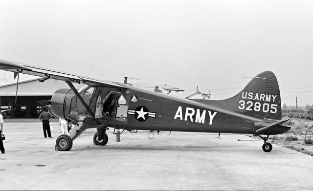 Y.Todaさんが、宇都宮飛行場で撮影したアメリカ陸軍の航空フォト(飛行機 写真・画像)