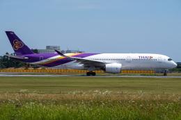タイ国際航空 イメージ