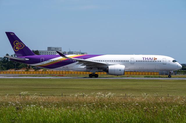 2021年06月11日に撮影されたタイ国際航空の航空機写真
