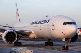 航空フォト:JA737J 日本航空 777-300