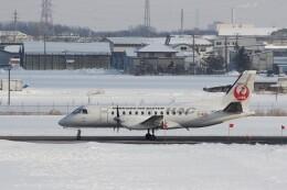 航空フォト:JA03HC 北海道エアシステム Saab 340