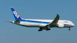 Garnet Worldさんが、成田国際空港で撮影した全日空 787-9の航空フォト(飛行機 写真・画像)