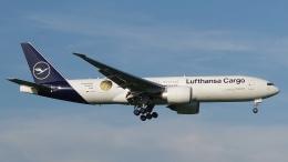 Garnet Worldさんが、成田国際空港で撮影したルフトハンザ・カーゴ 777-Fの航空フォト(飛行機 写真・画像)