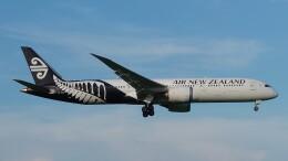 Garnet Worldさんが、成田国際空港で撮影したニュージーランド航空 787-9の航空フォト(飛行機 写真・画像)