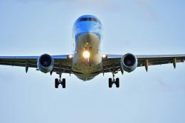 プリンスさんが、松本空港で撮影したフジドリームエアラインズ ERJ-170-100 (ERJ-170STD)の航空フォト(飛行機 写真・画像)