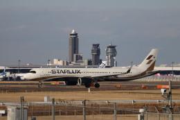 航空フォト:B-58203 スターラックス・エアラインズ A321neo