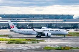 naogooさんが、羽田空港で撮影した日本航空 A350-941の航空フォト(飛行機 写真・画像)