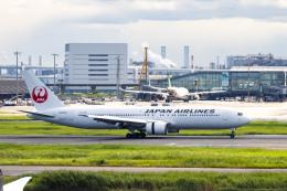 naogooさんが、羽田空港で撮影した日本航空 767-346/ERの航空フォト(飛行機 写真・画像)